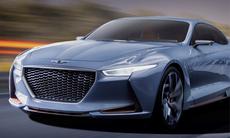 Hyundai planerar ny lyxmodell med eldrift