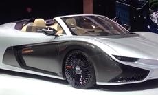 Qiantu K50 är en kinesisk utmanare till BMW i8 – som är en halv miljon billigare