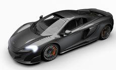 Kolfibermaxad McLaren – för några få utvalda