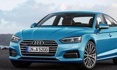 Så kan nya Audi A5 bli som Cabrio och Sportback