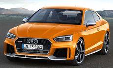 Audi RS 5 får ny V6 Biturbo med 500 hk – även i RS 4 och RS 4 Avant