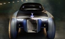 Rolls-Royce Vision Next 100 riskerar att göra privatchauffören arbetslös