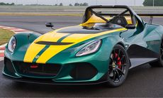 Lotus 3-Eleven – tidernas snabbaste