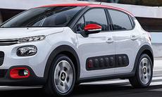 """Avslöjad: Citroën C3 blir en """"C4 Cactus Light"""""""