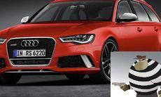 Peders kompis rånad på Audi RS6 – så går rånarna tillväga