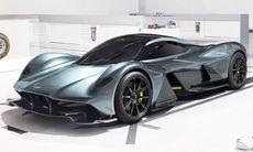 """Aston Martin AM-RB-001 är """"hyperbilen"""" som ska krossa allt vi tidigare sett!"""