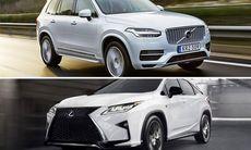 Kör du nya Volvo XC90 eller Lexus RX?