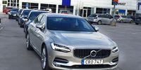 Volvo S90 mot fyra konkurrenter – nu börjar testet!