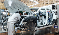 Honda ska köra ikapp hybridkonkurrenterna med ny motor
