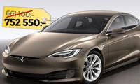 Tesla skriver fortfarande ut krångliga priser för Model S och Model X