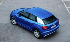 Svenskt pris för Audi Q2 – liten suv med helt ny Audi-design