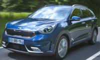Kia Niro: Svenska priser på nya hybridsuven