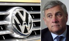 EU-kommissionär kände till fusket – bjöd Volkswagen på lyxmiddag