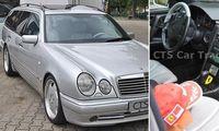 Nu kan du köpa Michael Schumachers Mercedes E 55 AMG