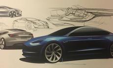 """Teslas nya """"master plan"""" avslöjad – kompaktsuv på gång"""