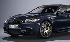 BMW M5 Competition Edition – sista chansen med 600 hk