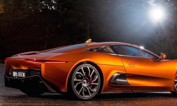 Jaguar lägger ned planer på superbilar