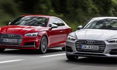Audi A5 och S5 – svenska priser på nya generationen