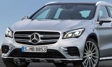 Mercedes plan avslöjad: Nu kommer GLA Coupé och GT C Roadster