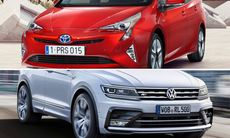 Volkswagen håller Toyota borta – trots skandalen