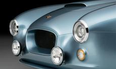 Bristol gör comeback – nya Bullet har V8-motor från BMW