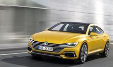 Nya VW Passat CC utmanar BMW 4-serie – och heter inte CC
