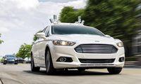 Ford storsatsar på autonoma bilar – och ger Tesla en känga