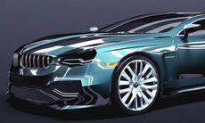 BMW 8-serie har fått grönt ljus och internkoden G14/G15