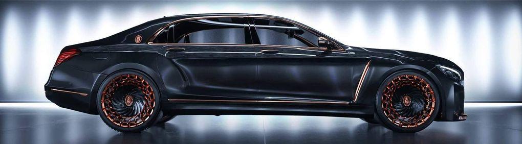 Mercedes Maybach S600 Emperor 1 Vulg 228 Rast N 229 Gonsin