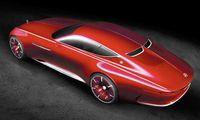 Vision Mercedes-Maybach 6 officiell – blir det en seriemodell?