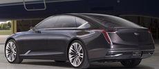 Cadillac Escala Concept visar ny fyrdörrarscoupé