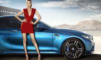 BMW fälls för sexistisk reklam med M2 och modellen Gigi Hadid