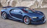 Bugatti har redan sålt över 200 Chiron – av totalt 500 bilar