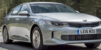 Kia Optima PHEV är nya laddhybriden som ska sno kunder från Volkswagen