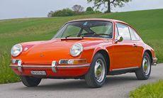 Budgetmodellen Porsche 912 – som blev alldeles för bra – firar 50 år