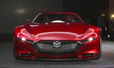Mazda RX-9 kommer tillbaka 2019 med 400 hk – hoppas vi