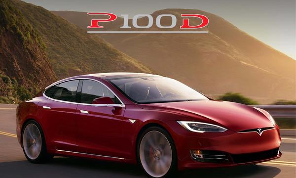 Tesla kommer över magiska gränsen