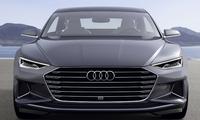 Audi A9 blir en helt ny toppmodell med eldrift – kommer 2020