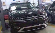 Volkswagen Crossblue – nya sjusitsiga suven – läcker ut