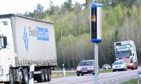 Trafikverkets plan: Ska sätta upp 700 nya fartkameror