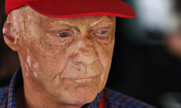 """Niki Lauda: """"Jag tänkte –nu dör jag"""""""