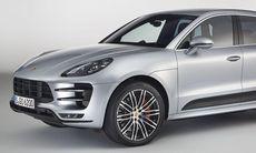 Porsche Macan Turbo Performance Package med svenskt pris
