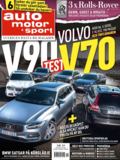 19/2016: Vi testar Volvo V90 mot fem konkurrenter