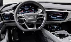 Så ska Audi lösa största problemet med pekskärmar – premiär i nästa A8?