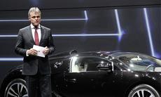 Tidigare chef stämmer Volkswagen för DSG-växellådan