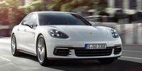 Porsche Panamera 4 E-Hybrid – fakta, bilder och svenskt pris