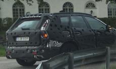 Mystisk Volvomodell fångad av läsare – är det XC40 eller XC60?