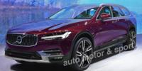 Nya Volvo V90 Cross Country – bekräftar premiären 15 september