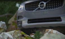 Volvo visar nya V90 Cross Country för första gången