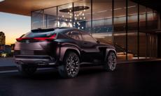 Lexus UX Concept – crossover överraskar med helt ny design